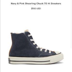 Chuck taylor converse (Sterling, black)